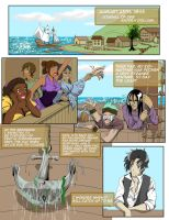 Issue 3, Page 1 by Longitudes-Latitudes