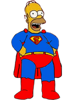 SuperHomer by darthraner83