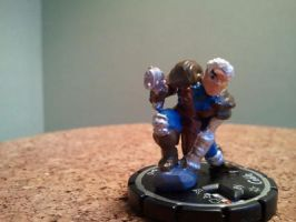 Custom Cable Heroclix by avatarswish