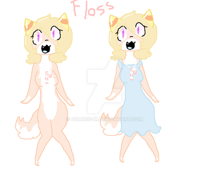 Floss oC by Bea-the-pancake-cat