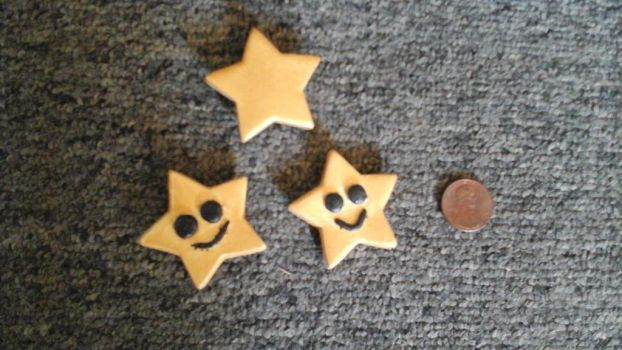 Cute Star Magnets by Rayne2