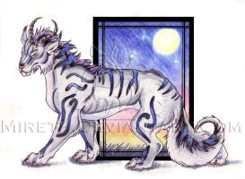 Creature by Mireth