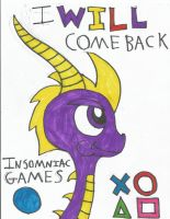 Spyro Wont Give Up by nyro1