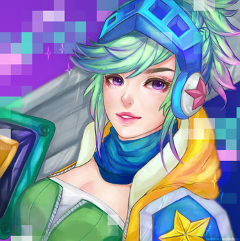 Arcade Riven by SinfloraX