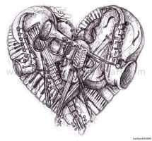 Heart Of Music by Lachresta
