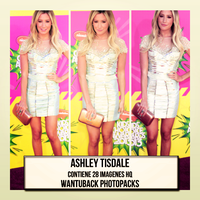 Photopack 559: Ashley Tisdale by PerfectPhotopacksHQ