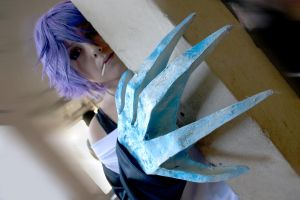 Mizore Cosplay / Stalking by MiahObsession