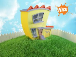 Rocko's modern life House by Nalgoso