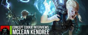 Interview: McLean Kendree by ConceptCookie