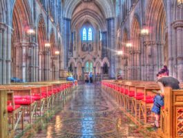 Christchurch Cathedral by Nine80