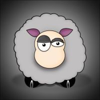Sheep by Shaggy87