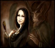 Beauty and the beast by Anarchpeace