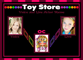 Voice and Live Meme: Siofra by Shadowstar