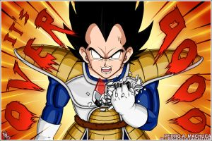 It's Over 9000 by Hellknight10