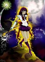 Sailor Saturn by Ginechan
