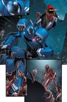 Red Hood / Arsenal n.5 page 11 by DenisM79