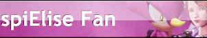 EspiElise Fan button by ShadamyFan4everS