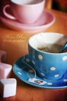 Les tasses de the d'Alice by AmandineRopars