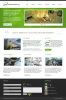 Web layout imitation 2 by exd15256