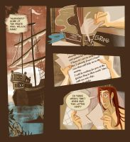 Webcomic - TPB - How to steal a ship - page 2 by Dedasaur