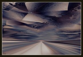 The Lost Highway by beautifulchaos1