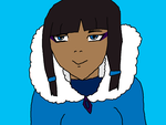 Eska from The Legend of Korra by cheylovestodraw