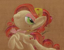 Cherry Jubilee (MLP:FiM) by getchanoodlewet