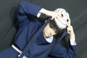 Cosplay Obito Tobi 1 by NakagoinKuto