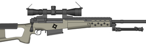 J38 Sniper rifle by GunFreakFin