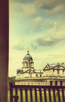 Old Royal Naval College by FlowerOfTheForest