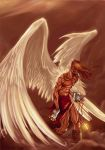 Icarus Cross Wings Evolution by Arzuza