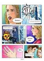Doctor Who Comic - page 1 of 5 by Rhea-Batz