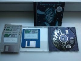 Syndicate PC Collection by TotalKaosPL