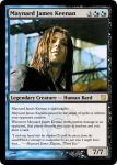 Maynard James Keenan MTG card by Darkmoose84