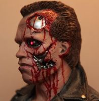 The Terminator 5 by Alaneye