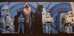 STAR WARS: A NEW HOPE by gavcam