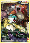 Entei and Raikou Legend (Full) by aschefield101