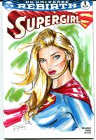 Supergirl by Artfulcurves
