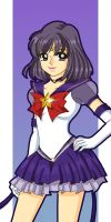 Eternal Sailor Saturn by Sailor-Serenity