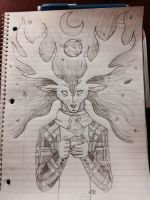 We Are Just the Universe Experiencing Itself by Erewolf