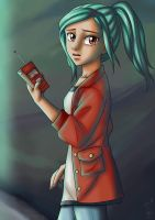 Oxenfree - Alex by yryahuln