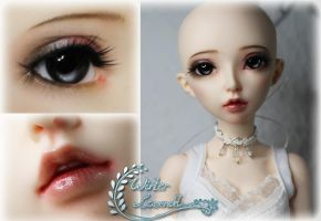 Fairyland Celine - FaceUp by mira-Ri