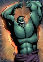 Hulk 300 by GreeneLantern