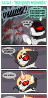 B.S.W.H. - ''Reliquary of Memories''. (Part-4) by INVISIBLEGUY-PONYMAN