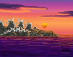The Journey home by Ravenfire5