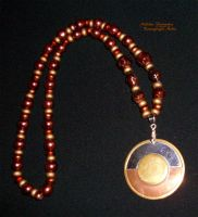 Treasures of the Earth Necklace by RavingEagleMedia