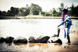 Pokemon: Suicune Gijinka 4 by PrincessUnicorn-Sama