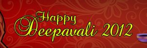 banner happy deepali by Bungatyas