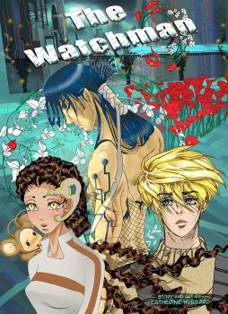 TheWatchman Cover Editw3 by Catluckey