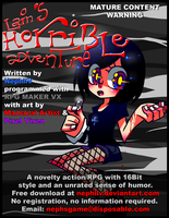 Lain's Horrible Adventure by NephilV
